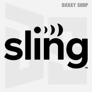 Sling TV (Orange and Blue) Daxxy Account Shop