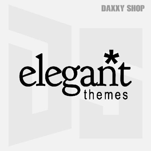 Elegant Themes Daxxy Account Shop