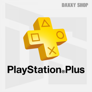 PlayStation Plus 12 Month Membership Digital Code Daxxy Account Shop